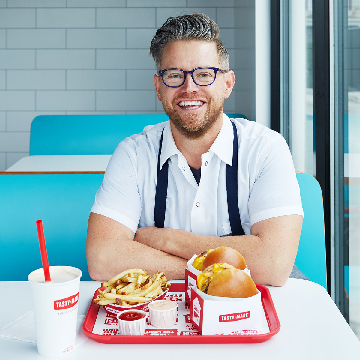 Photo of chef Richard Blais